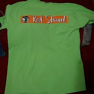 Xl rod stewert 1999 concert t shirt